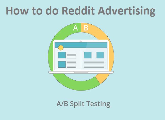reddit ads ab testing